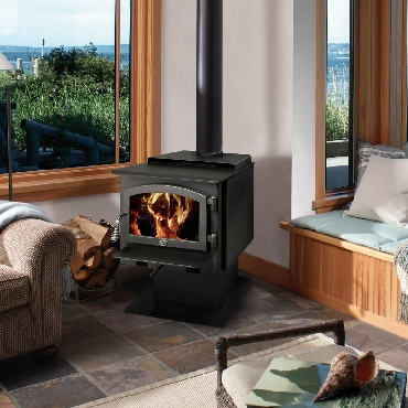 Lopi Liberty Wood Stove The Fireplace Place