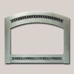 Classic Arch Face Brushed Nickel Finish