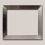 Studio 4 Sided Brushed Nickel Finish