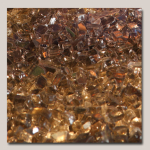 Crushed Glass Bronze