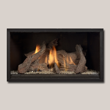 864 High Output Ember-Fyre GSR2 Gas Fireplace - The Fireplace Place
