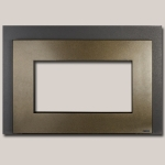 Shadow Box Bronze Finish
