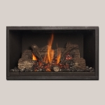Dancing-Fyre Burner with Log Set