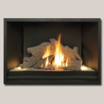 864 High Output Ember-Fyre GSR2 Gas Fireplace