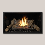 Ember-Fyre Burner with Log Set