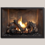 864 TRV Clean Face GSR2 Gas Fireplace