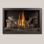 Classic Log Set with Embers