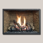 864 Clean Face GSR2 Gas Fireplace