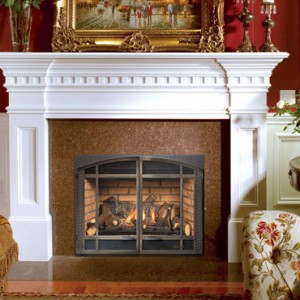 564 High Output GSR2 Dancing-Fyre Gas Fireplace
