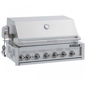 """Grand Turbo 38"""" Built-in Barbecue Gas Grill"""