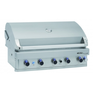 Turbo Elite 5-burner Built-in Barbecue Gas Grill