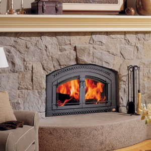 44 Elite Wood Fireplace
