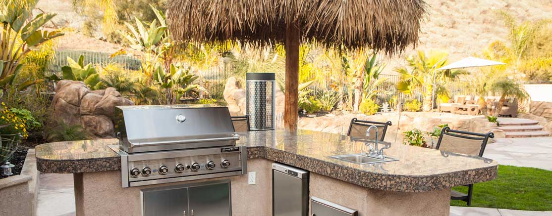Outdoor Kitchens - The Fireplace Place