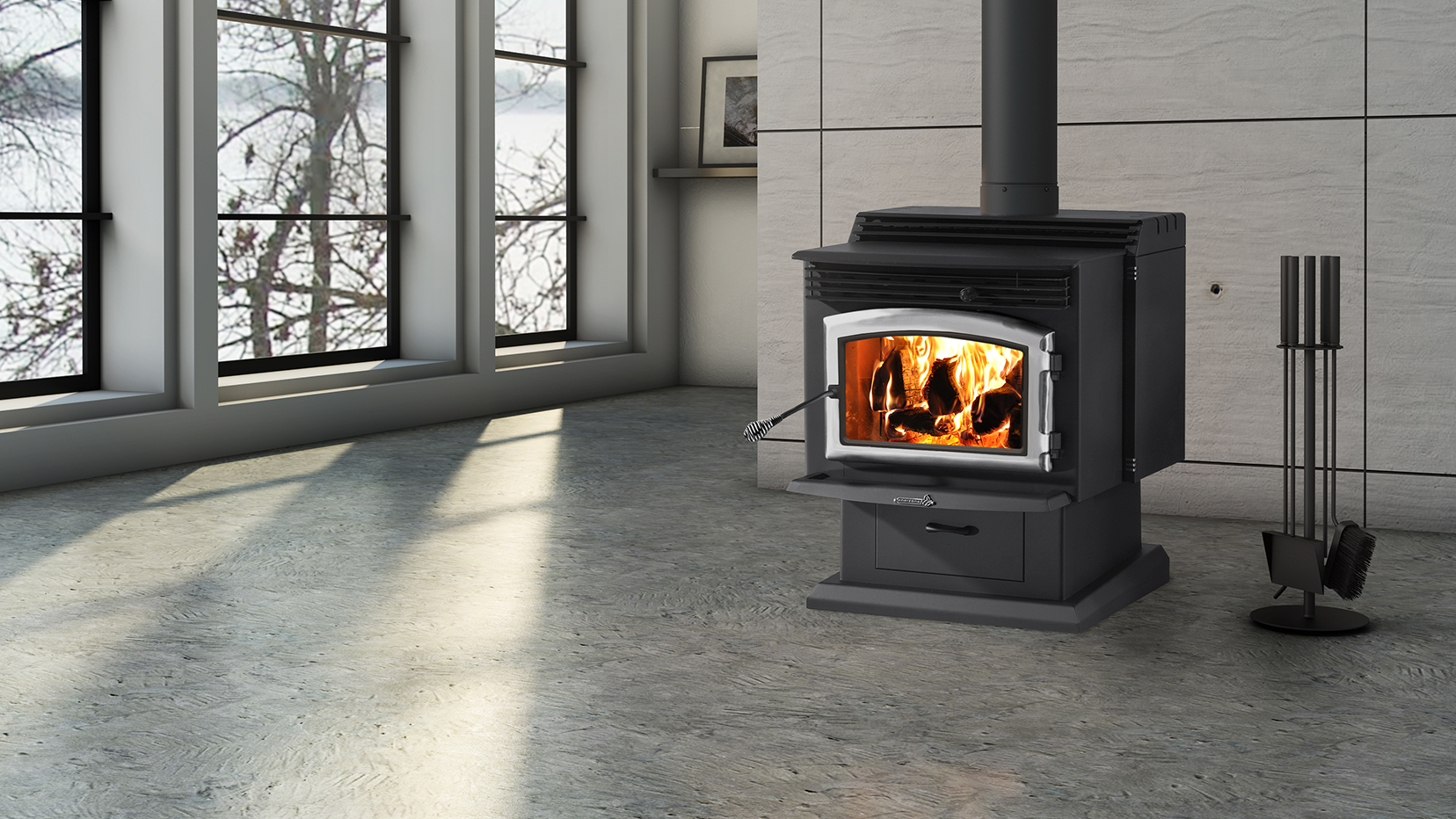 Solution 3 4 Wood Stove The Fireplace Place