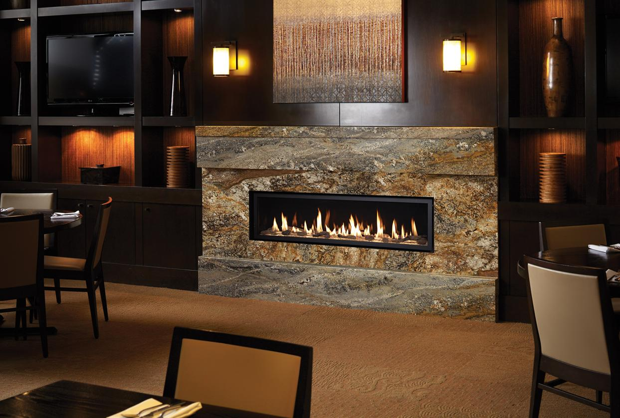 how to fix gas fireplace