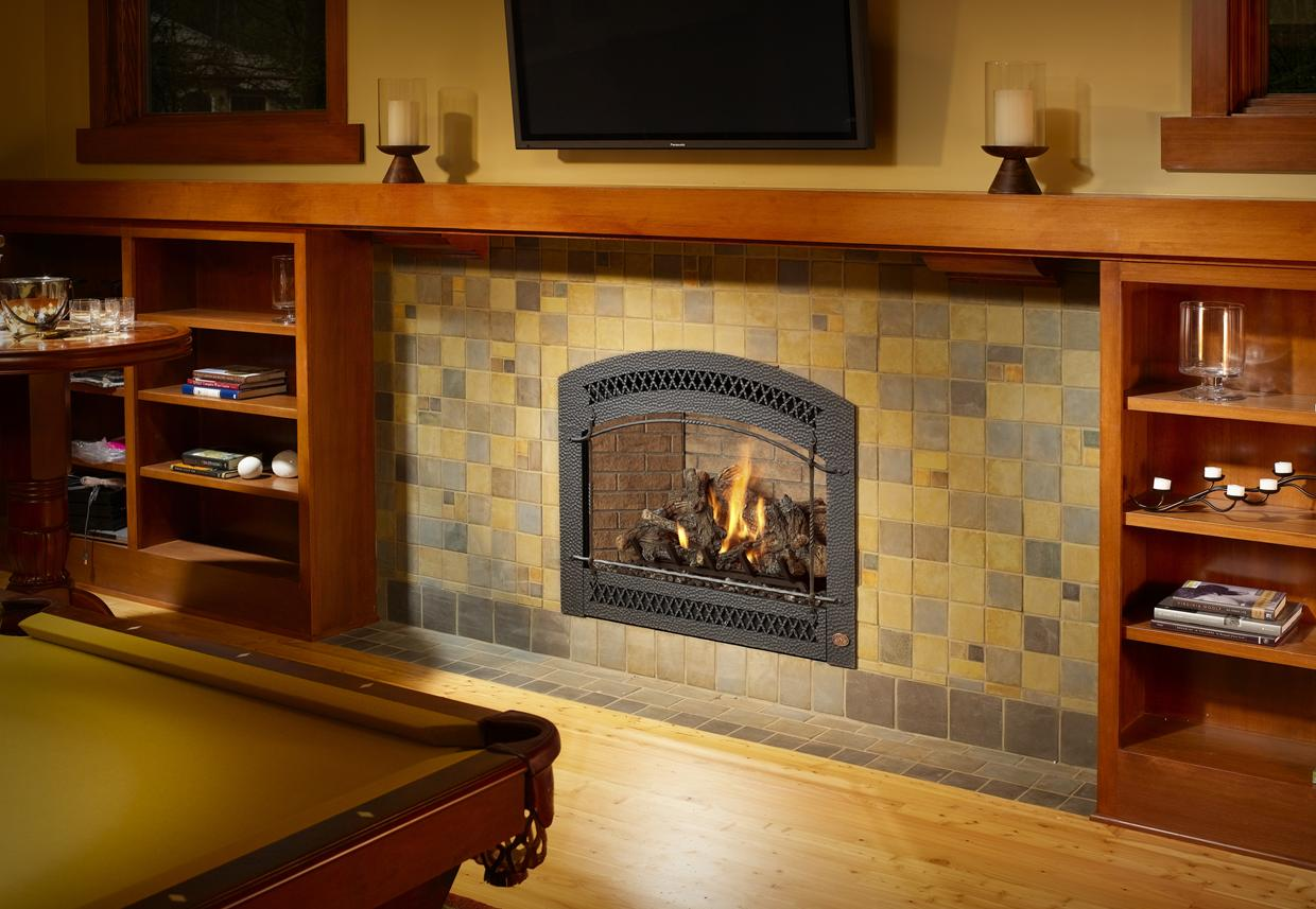 Charcoal Fireplace Insert Fireplaces