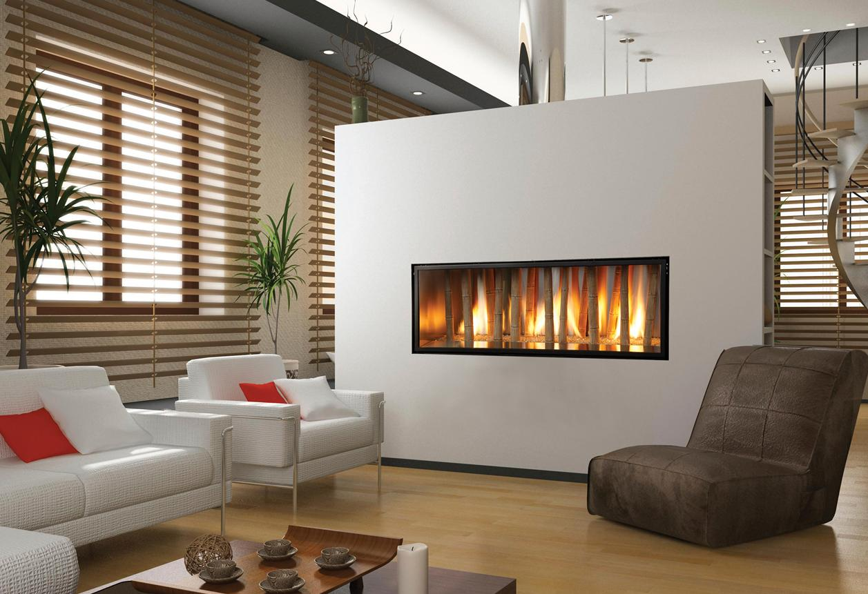Contemporary Fireplace Ideas | The Fireplace Place