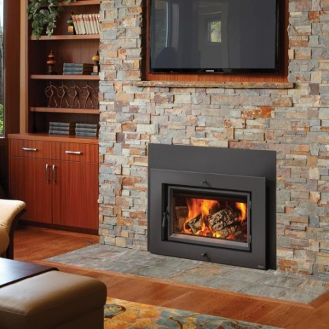 Avalon Rainier Wood Insert The Fireplace Place