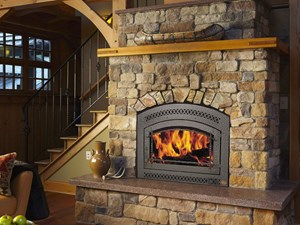 Stone Fireplaces Roswell