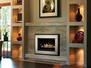 564 Space Saver GS2 Gas Fireplace - The Fireplace Place