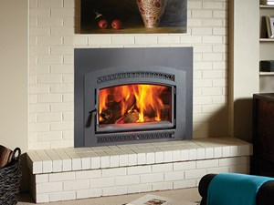 Lopi Republic 1750i Wood Insert - The Fireplace Place