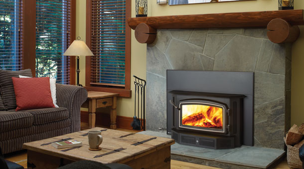 Regency Classic™ I2400 Medium Wood Insert - Regency Classic™ I2400 Medium Wood Insert - The Fireplace Place