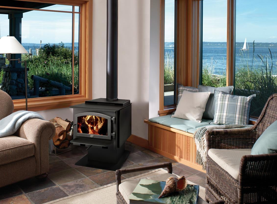 lopi republic 1750 wood stove the fireplace place