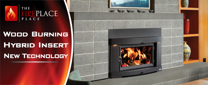 Wood Burning Hybrid Insert – The Newest Technology for a Long Lasting Burn!