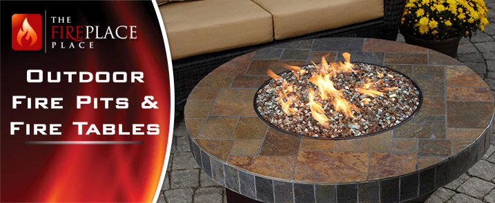 Modern Outdoor Fire Pits & Fire Tables