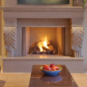 Superior Gas Outdoor Vent-Free Fireplace VRE4300