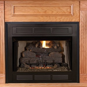 Superior Gas Vent-Free Fireplace VRT/VCT3000