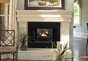 Superior Gas Vent-Free Fireplace VRT/VCT4300