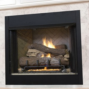 Superior Gas Vent-Free Fireplace VRT3500
