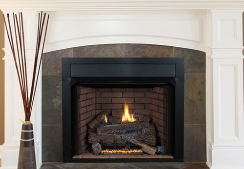 Superior Gas Vent-Free Fireplace VRT4000