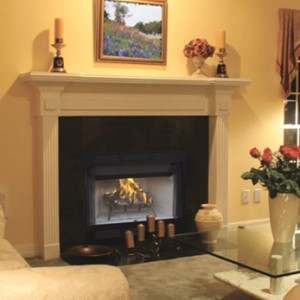 Superior Wood Burning Fireplace WRT/WCT2000