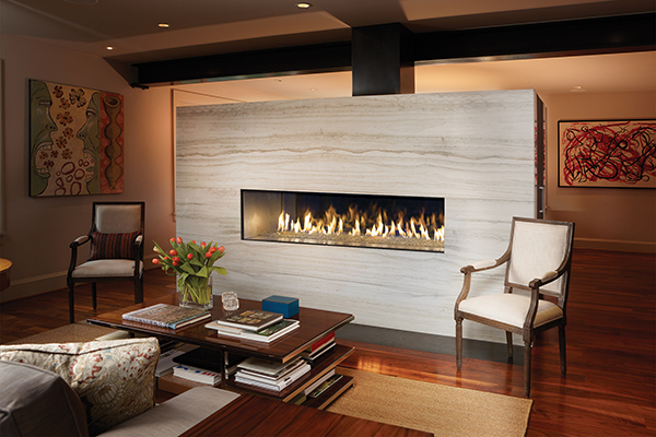 What is a Linear Fireplace? | The Fireplace Place