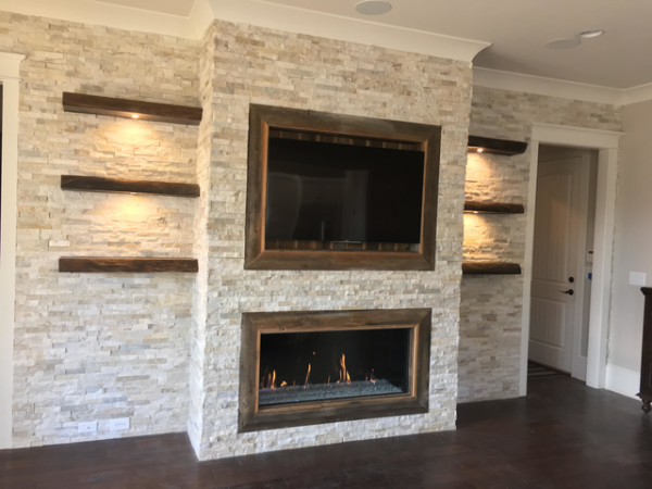 Davinci Custom Fireplace Designer