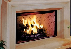 Best fireplace for new construction the fireplace place for New construction wood burning fireplace