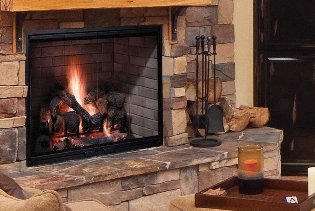 Fireplace for a New Home | The Fireplace Place