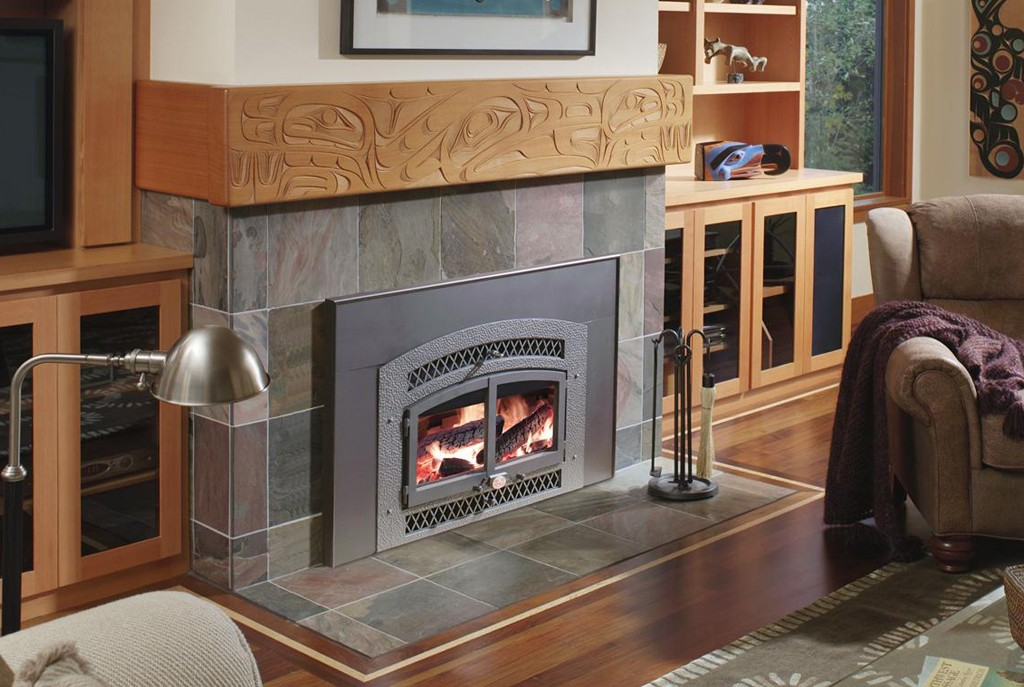 Install A New Fireplace Or Stove The Fireplace Place