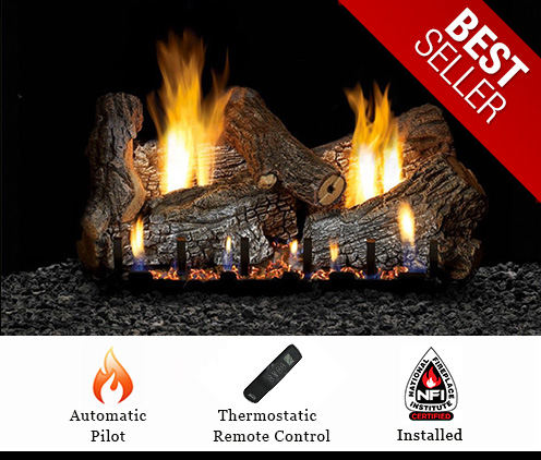 Charred-Grizzly-custom-fit-gas-logs