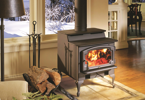 Lopi Liberty Wood Stove | The Fireplace Place