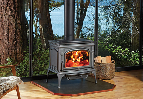 Rockport Wood Stove The Fireplace Place