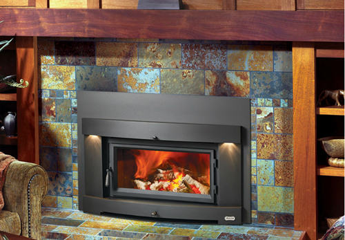 Flush Wood Plus Rectangular Insert The Fireplace Place