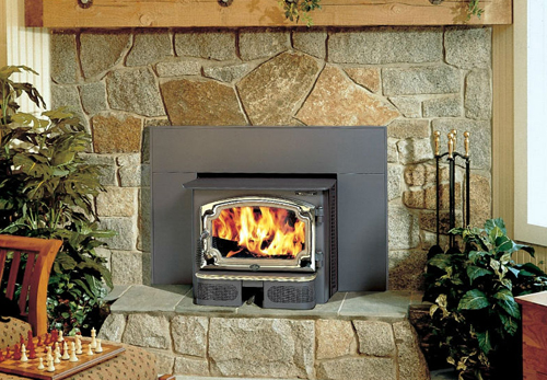 Lopi Revere Wood Insert The Fireplace Place