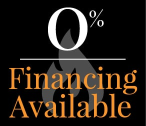 fireplace place financing
