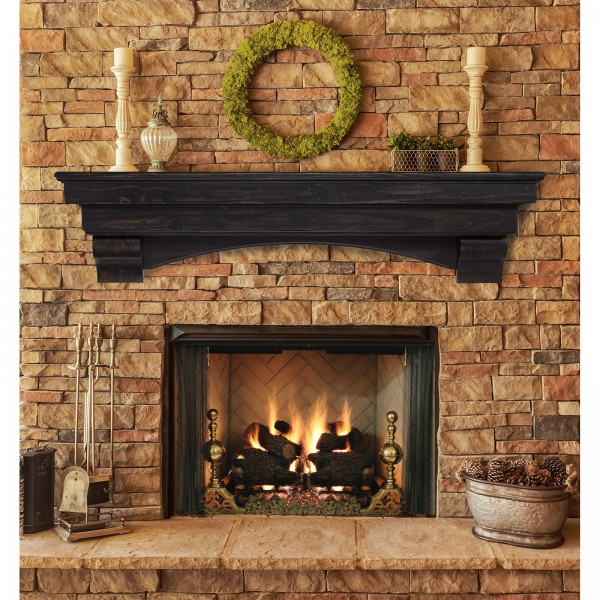 high end fireplace accessories