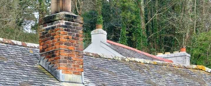 chimney problems in old houses
